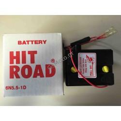 Μπαταρία Μοτοσυκλέτας TALL - 6N5.5-1D 6V 5.5Ah