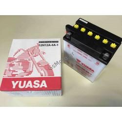 Μπαταρία Μοτοσυκλέτας YUASA - 12N12A-4A-1 12V 12Ah