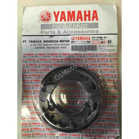 Σετ Σιαγώνες Φρένων YAMAHA για Yamaha CRYPTON / F50 - Κωδ.: 5TP-F530K-01
