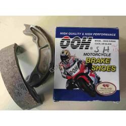 Σετ Σιαγώνες Φρένων OOH για Honda SH 125/150 Κωδ.: KVB900