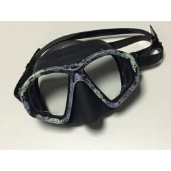 Μάσκα κατάδυσης σιλικόνης - OCEANIC Παραλαγής