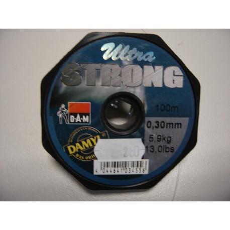 Μισινέζα Ψαρέματος ULTRA STRONG 0.30mm/5.9kg
