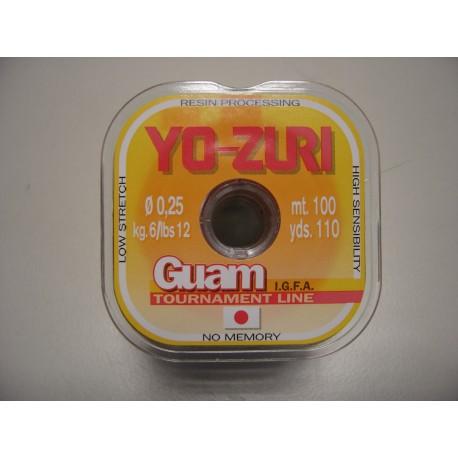 Μισινέζα Ψαρέματος YOZURI - 100m / Από 0,14-0,40 mm / 6kg