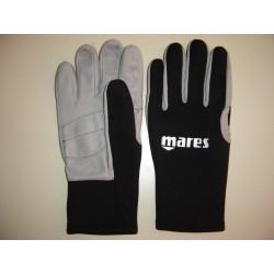 Γάντια Κατάδυσης MARES - NEOPRENE Δέρμα (L/XL/XXL)