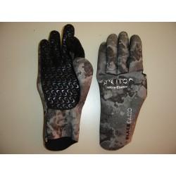 Γάντια Κατάδυσης SPETTON - Black Camo