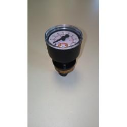 Μανόμετρο για βαλβίδες φουσκωτών 63mm