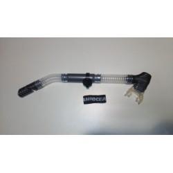 Αναπνευστήρας σπειρός OCEANIC Pocket Σιλικόνης (Μαύρος)