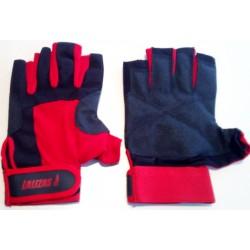 Γάντια Ιστοπλοϊκά KEVLAR Κόκκινα