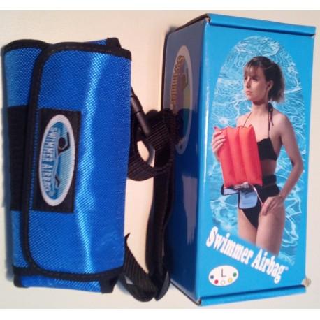 Βοηθητικό Πλευστικό Swimmer Airbag με Τρείς (3) Αμπούλες