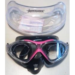 Γυαλάκια Κολύμβησης / Πισίνας Abysstar Silicone Υλικό: Σιλικόνη