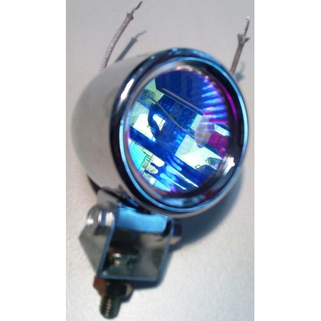 Προβολάκι CT-107 Χρώμιο Μπλέ