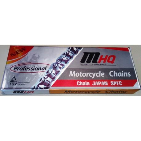 Αλυσίδα Μοτοσυκλέτας 420SB 104L MHQ Japan
