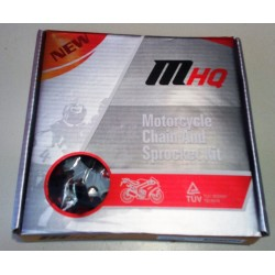 Αλυσίδα και Γρανάζια Σετ Yamaha Crypton X135 MHQ